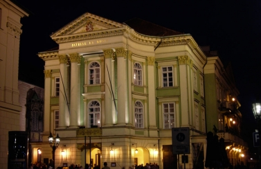 Theatre of Estates Prague Opera