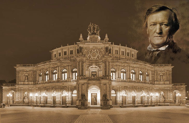 WAGNER'S RING CYCLE DRESDEN